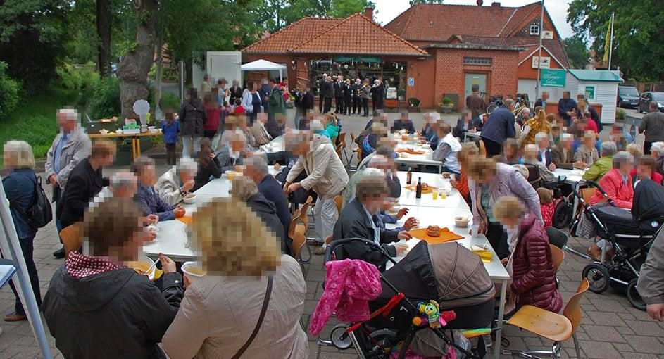 Fabians Neufundland Gemeindefest