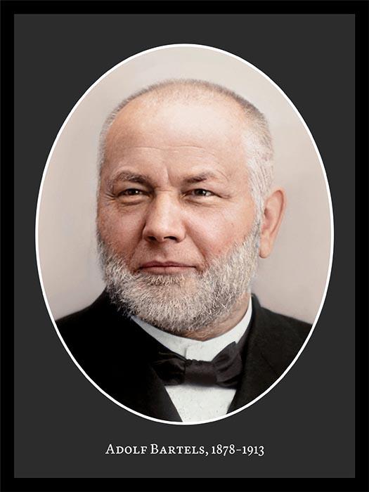 Pastor Adolf Bartels