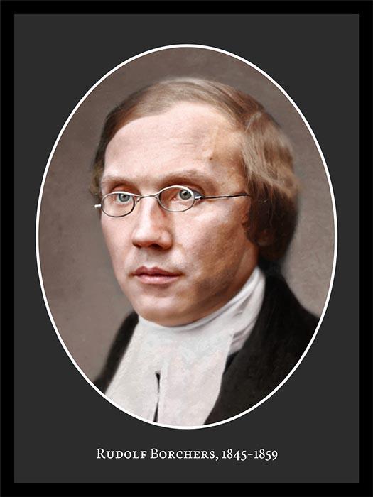 Pastor Rudi Borchers