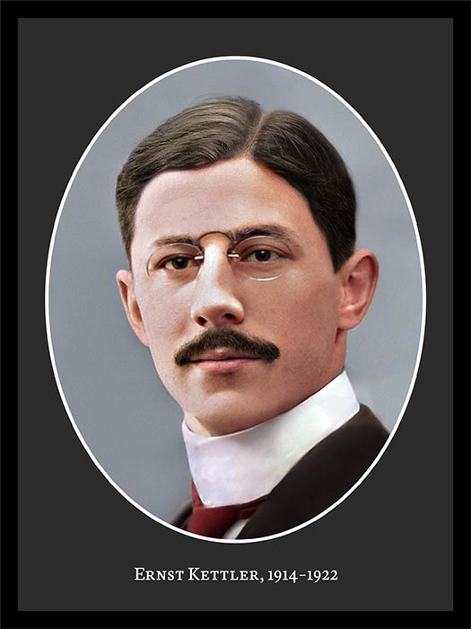 Pastor Ernst Kettler
