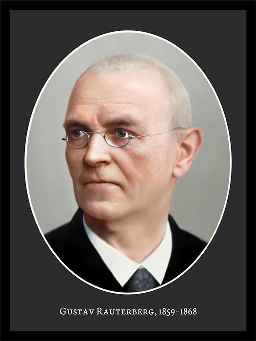Pastor Gustav Rauterberg